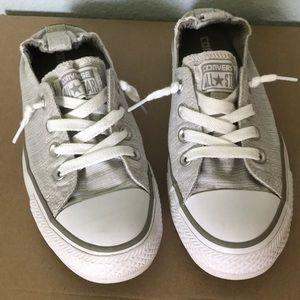 Converse women's Shoreline slip on sneaker.